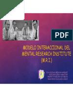 Modelo Iteraccional MRI