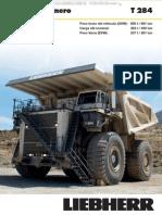Catalogo Camión Minero