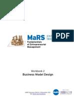Business Model Design WorkbookGuide