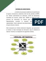 Sistema de Conextudios 1
