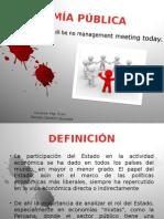 CAPÍTULO 03,  POLÍTICA FISCAL O  ECONOMÍA PÚBLICA - 2013..pptx