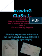 DrawinG ClaSs 1