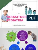 parasitosis pediatria