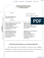 Roehm v. Wal-Mart Stores, Incorporated - Document No. 12