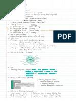 TIM notes