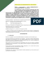 AA Inexistencia Tutela CE-SP-EXP1993-NAC800 n