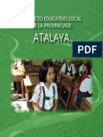 PEL Amigable Atalaya 2015