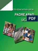 PEL Amigable Padre Abad 2015