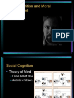 CH 13 Social Cognitive Moral Psych