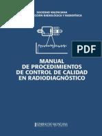 Control de Calidad Radiodiagnostico