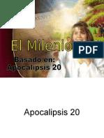 Apocalipsis, El Milenio, relaciones humanas, tolerancia