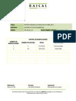 INF-SIG-ALL-01 Reporte Mensual de Residuos 04 Abril13.doc