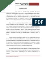 Sistema Penitenciario Peruano