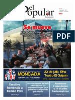 El Popular 316 Órgano de Prensa Oficial del Partido Comunista de Uruguay