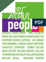 people of the port arthur convict era