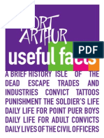 useful facts about the port arthur convict era