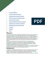 Compresor Reciprocante y Sus Caracteristicas Tecnicas