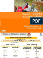 Clase 2 El Descubrimiento y La Conquista de Chile 2015