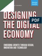 Design Commission Report - Designing the Digital Revolution