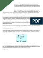 Matematica e Historia