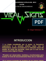 Signos Vitales Antropometria Medicamentos