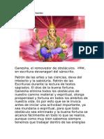 Los 18 Mantras de Ganesha