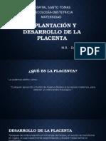 Charla Placenta