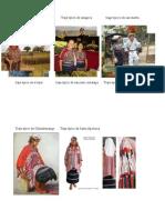 Trajes Tipicos de Chimaltenago