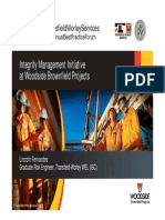 115379 Integrity Management Initiative at Woodside Brownfield Projects