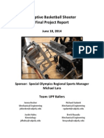 Senior Project - Final Report