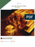 SG GFMS Central Bank Report August 2013
