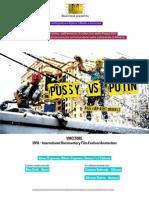 Pussy vs Putin Pressbook
