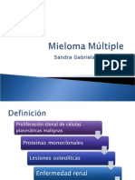 mieloma multiple