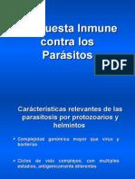 14 Inmunidad Contra Parasitos