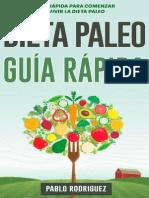 Dieta Paleo - Guia Rapida Para - Pablo Rodriguez