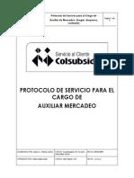 Protocolo Aux Mercadeo (Mod)