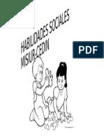 Caratula de Habildiade Ssociales
