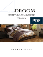 Pottery Barn Fall 2015 Bedroom Collection