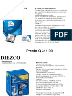 Presentacion Componentes Diesco