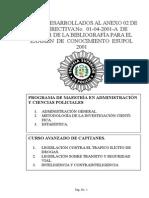 CONTENIDOS TEMATICOS A CONSIDERAR EN EXAMEN DE CONOCIMIENT~1