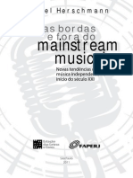 Nas Bordas No Mainstream Musical
