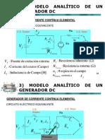 Clase 011 --- Modelo Analitico de Un Generador Dc