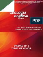 CLASE N°3 DE GEOLOGIA ESTRUCTURAL