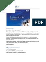 Manual BusinessAdmin