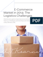 Chinas E-commerce Market- The Logistics Challenges