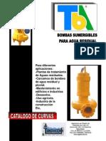 Bombas de Agua Residual