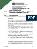 INF. N 118 Remitir CD Excpediente San Anton a La MD San Anton.
