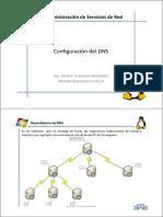 Configuracion Del DNS