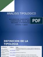 ANALISIS TIPOLOGICO