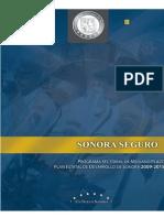 PMP Sonora Seguro 2009 - 2015